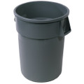 Trash Can Brute Round 55 Gallons