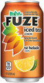Fuze Lemon Ice Tea Cans 24/case