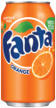 Fanta Orange Cans 20/case