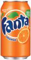 Fanta Orange Cans 20/case