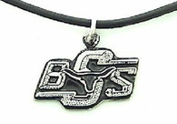 BSHS STEER ATHLETICS LOGO pendant or charm