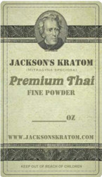 "2 oz ""Ultra Fine"" Thai Kratom Powder"