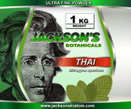1 Kilo of Jackson's freshly milled Thai Ultra Fine powder.    SAVE 5% when you buy 2 Kilo's SAVE 10% when you buy 3-4 Kilo's   Your cart will automatically reflect your discount at checkout.