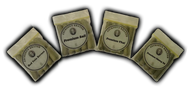 Each kratom capsule sample pack comes with 40 fresh kratom capsules - 10 capsules per strain (Maeng Da, Thai, Green Malay & Red Vein Borneo).