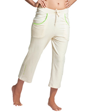 Stillness organic cotton Ladies Yoga pants