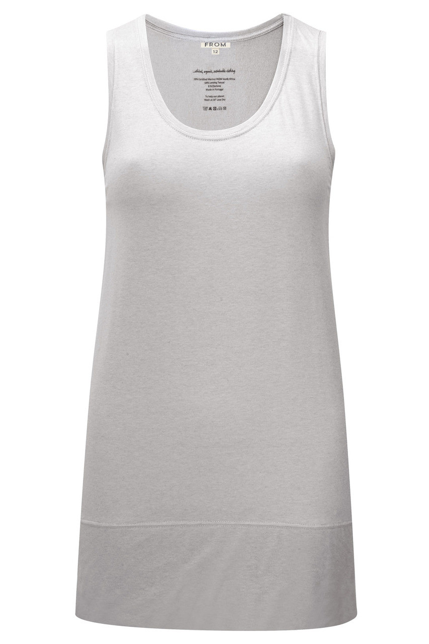 d2b1dca58a258 Merino Wool Yoga Vest | Luxury Yoga Australia