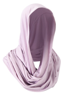 Soft Pink Snood