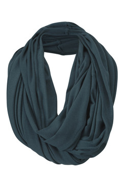 Teal Scarf Snood