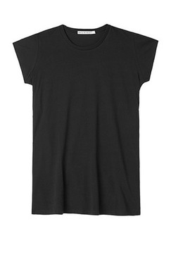 Black Organic Cotton Tshirt