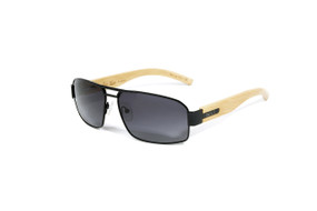 The Wrap Mens Bamboo Eyewear