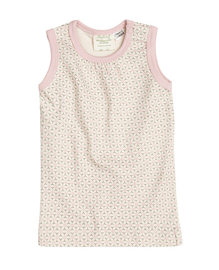 tiny tank tops in organic cotton