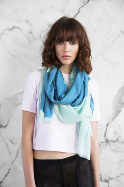 Sharqui Mint Scarf