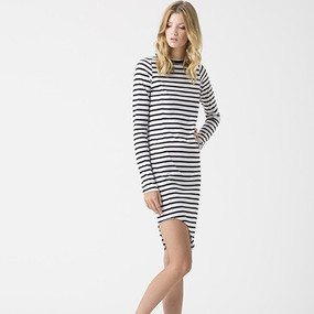 Stripes Dress Organic Cotton