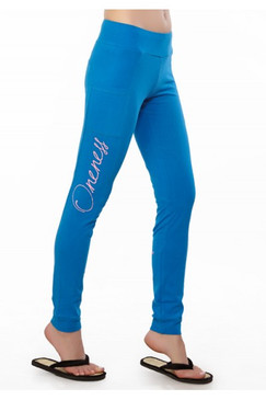 Vishuddha Leggings - Bright Blue