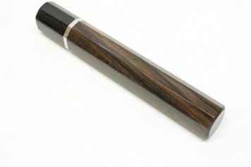 Octagonal Ebony Handle