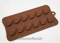 Skull Silicone Chocolate Mould
