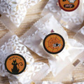 48 Halloween Round Stickers - 40mm Diameter