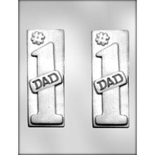 #1 DAD Chocolate Mould