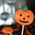 Jack O' Lantern (Medium) Chocolate Lollipop Mould