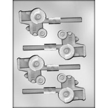 Tractor Lollipop Chocolate Mould