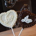 Heart Chocolate Lollipop Mould