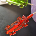 Racecar Hard Candy Lollipop Mould