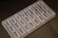 Polycarbonate Log Chocolate Mould