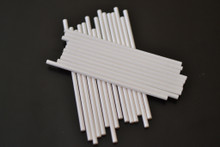 25 - 115mm Long Paper Lollipop Sticks
