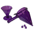 Confectionery Funnel & Stand