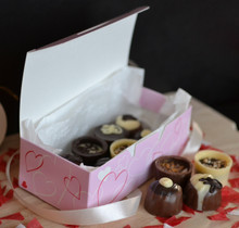 (1/2lb) Love Heart Sweet/Candy Boxes