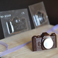 Camera 3D Chocolate Mould