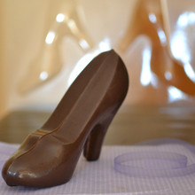 Huge 3D Ladies High Heels Chocolate Mould