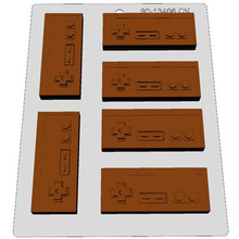 Classic Games Controller Chocolate Mould