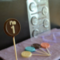 """I'm 1"" Chocolate Lollipop Mould"
