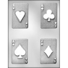 Playing Cards Chocolate Mould
