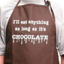 I'll Eat Anything As Long As Its Chocolate