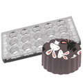 Fluted Round Magnetic Polycarbonate Mould