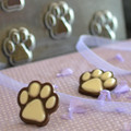 Paw Prints Chocolate Mould