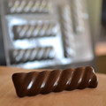 Twist Shape Chocolate Bar Mould