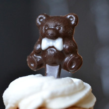 Bear Chocopick Chocolate Mould