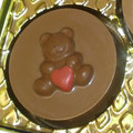Teddy Bear with Heart Cookie Chocolate Mould