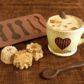 Spoons Chocolate Silicone Mould