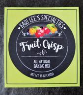 Fruit Crisp
