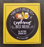 Cornbread Beer Bread