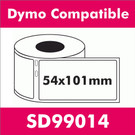 Compatible Dymo SD99014 Shipping Label (120 rolls)