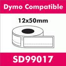 Compatible Dymo SD99017 Suspension File Label (2 rolls)