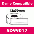 Compatible Dymo SD99017 Suspension File Label (48 rolls)