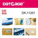Compatible Brother DK-11201 Standard Address Label (2 rolls)