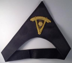 Gold  Past Masters Cravat