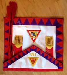 Royal Arch High Priest Apron-3